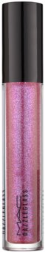 MAC Lip Gloss Dazzleglass lip gloss cu efect de hidratare