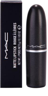 MAC Matte Lipstick šminka z mat učinkom 2