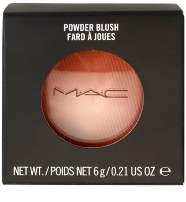 MAC Powder Blush arcpirosító 2