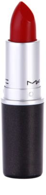 MAC Retro Matte rtěnka s matným efektem