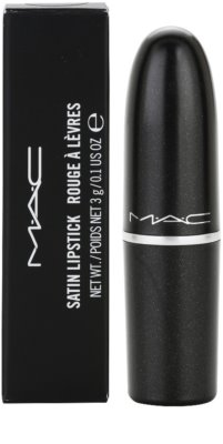 MAC Satin Lipstick червило 3