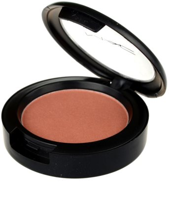 MAC Sheertone Shimmer Blush róż do policzków 1