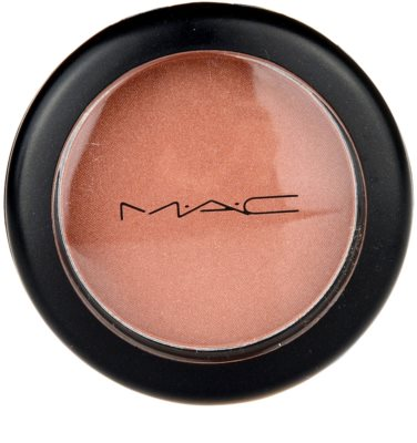 MAC Sheertone Shimmer Blush róż do policzków 2