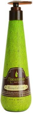 Macadamia Natural Oil Care creme nutritivo para cabelo ondulado