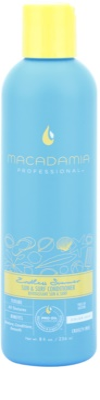 Macadamia Natural Oil Endless Summer kondicionér pro vlasy namáhané chlórem, sluncem a slanou vodou