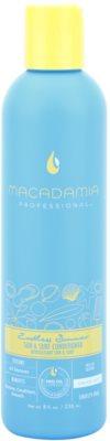 Macadamia Natural Oil Endless Summer odżywka do włosów osłabionych działaniem chloru, słońca i słonej wody