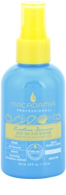 Macadamia Natural Oil Endless Summer acondicionador regenerador en spray  para cabello maltratado por el sol
