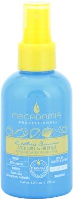 Macadamia Natural Oil Endless Summer conditioner spray pentru regenerare pentru par expus la soare