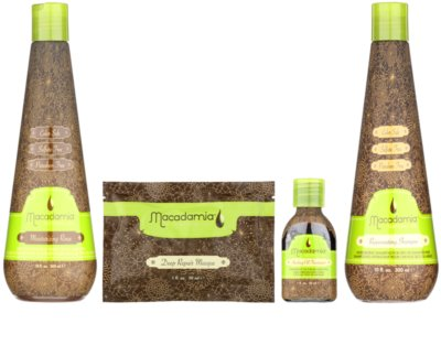Macadamia Natural Oil Natural Oil coffret (Professional Collection)