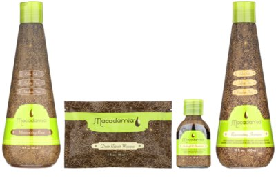 Macadamia Natural Oil Natural Oil kozmetični set (Professional Collection)