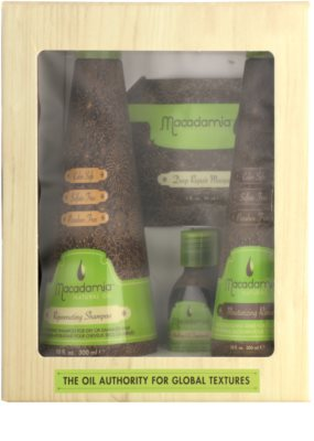 Macadamia Natural Oil Natural Oil coffret (Professional Collection) 5