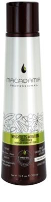 Macadamia Natural Oil Pro Oil Complex condicionador leve com efeito hidratante