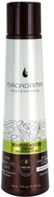 Macadamia Natural Oil Pro Oil Complex könnyű kondicionáló hidratáló hatással
