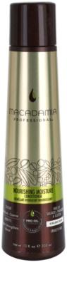 Macadamia Natural Oil Pro Oil Complex tápláló kondícionáló hidratáló hatással