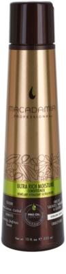 Macadamia Natural Oil Pro Oil Complex der nährende Conditioner für stark geschädigtes Haar