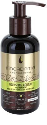 Macadamia Natural Oil Pro Oil Complex óleo nutritivo  com doseador