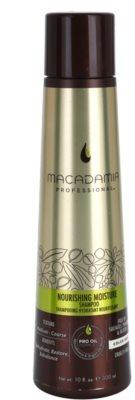 Macadamia Natural Oil Pro Oil Complex champô nutritivo com efeito hidratante