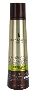 Macadamia Natural Oil Pro Oil Complex Shampoo mit ernährender Wirkung mit feuchtigkeitsspendender Wirkung