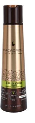 Macadamia Natural Oil Pro Oil Complex champú nutritivo para el cabello muy dañado