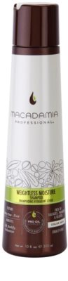 Macadamia Natural Oil Pro Oil Complex champú hidratante con fórmula ligera