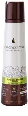 Macadamia Natural Oil Pro Oil Complex könnyű hidratáló sampon