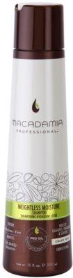 Macadamia Natural Oil Pro Oil Complex lekki szampon nawilżający