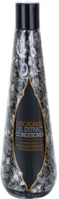 Macadamia Oil Extract Exclusive condicionador nutritivo para todos os tipos de cabelos