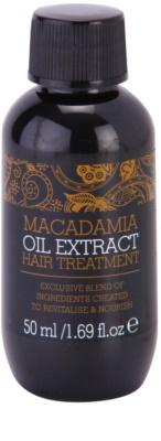 Macadamia Oil Extract Exclusive tápláló ápolás hajra hajra