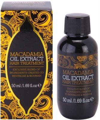 Macadamia Oil Extract Exclusive nährende Pflege für das Haar 1