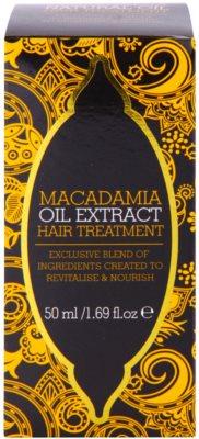 Macadamia Oil Extract Exclusive vyživující péče na vlasy 2