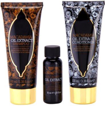 Macadamia Oil Extract Exclusive kozmetični set I. 1