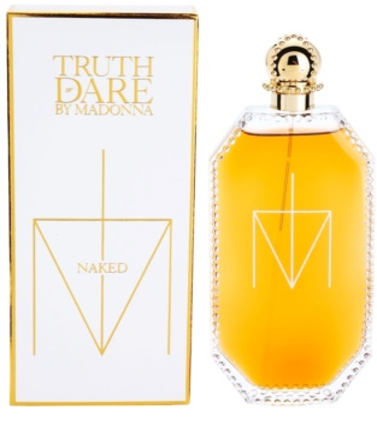 Madonna Truth or Dare by Madonna Naked Eau de Parfum para mulheres
