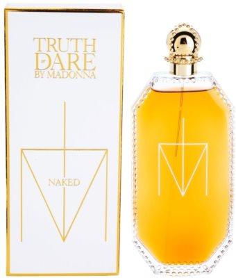 Madonna Truth or Dare by Madonna Naked Eau De Parfum pentru femei