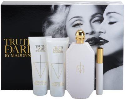 Madonna Truth or Dare Geschenksets