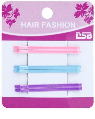 Magnum Hair Fashion klassische bunte Haarklammer