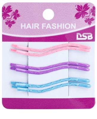 Magnum Hair Fashion agrafe de par colorate