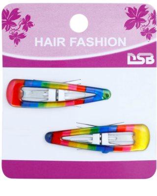 Magnum Hair Fashion різнокольорові заколки для волосся