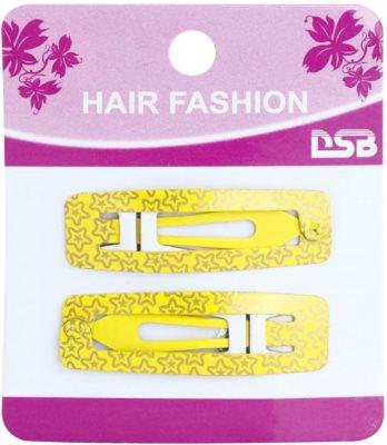 Magnum Hair Fashion bunte Haarspangen mit Sternchen