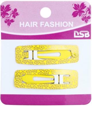 Magnum Hair Fashion clipes de papel coloridos com estrelas