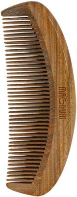 Magnum Natural peine de pelo de madera de guayaco