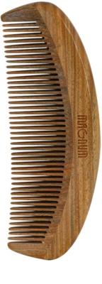 Magnum Natural pieptene din lemn Guaiacum