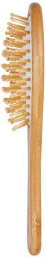 Magnum Natural cepillo para cabello de madera de bambú 1