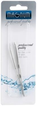 Magnum Professional Quality schräge Pinzette 2