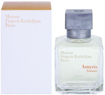 Maison Francis Kurkdjian Amyris Homme Eau de Toilette para homens