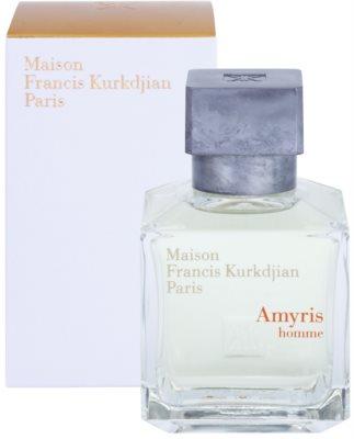 Maison Francis Kurkdjian Amyris Homme toaletná voda pre mužov 1