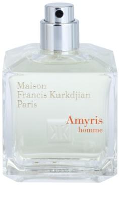 Maison Francis Kurkdjian Amyris Homme тоалетна вода тестер за мъже
