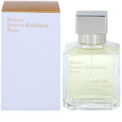 Maison Francis Kurkdjian APOM Pour Femme eau de parfum nőknek