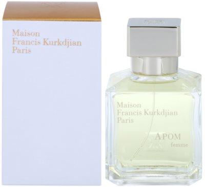 Maison Francis Kurkdjian APOM Pour Femme Eau de Parfum para mulheres