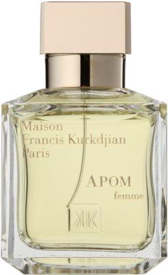 Maison Francis Kurkdjian APOM Pour Femme parfémovaná voda tester pro ženy 1