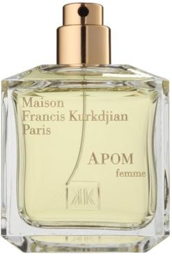 Maison Francis Kurkdjian APOM Pour Femme woda perfumowana tester dla kobiet